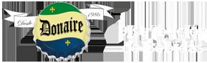 Distribución Donaire Logo